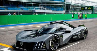 プジョー、9X8ハイパーカーのモノコックは9月に受領予定。他ブランドでIMSA参戦の可能性も