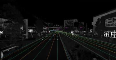 ADASや自動運転に貢献する「高精度3次元地図」…今までの地図データとは何が違うのか 解説