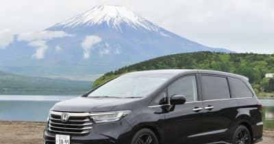 """ホンダ オデッセイがまさかの年内廃止へ! サイズ拡大が予想される後継モデルよりも、日本にジャストサイズな現行型こそ""""買い""""だ"""