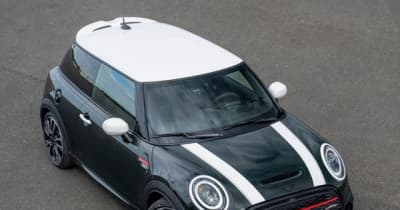 MINI、Mini『クーパー』誕生60周年を祝福…世界限定740台の「アニバーサリーエディション」発表