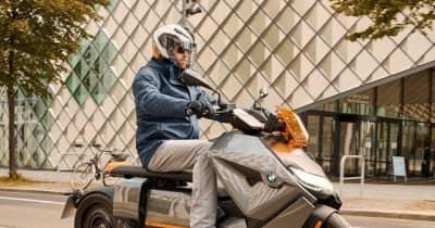 BMWの新型電動スクーター『CE 04』の実車発表へ…IAAモビリティ2021