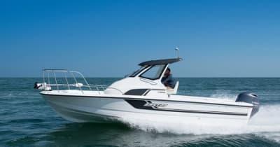 ヤマハ発動機、フィッシングボート『F.A.S.T.23』を刷新…航続距離拡大など