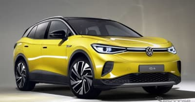 VW乗用車のEV世界販売、2.8倍と増加 2021年上半期