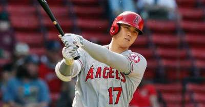 【MLB】大谷翔平、後半戦初のベンチスタート オールスター後は打率.167、1本塁打、14三振