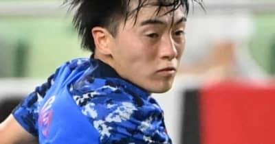 相馬勇紀 メキシコキラーだ「絶対に打ち勝つ」19年ゴール再現で準々決勝進出決める
