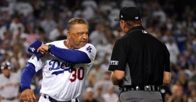 "【MLB】スイング巡る""誤審疑惑""に指揮官ブチギレ 試合台無し判定は「子どもだって分かる」"