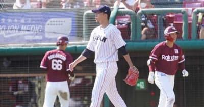 侍ジャパン・千賀滉大が2回4安打2失点 勝ち越し適時打浴び、五輪へ不安残す