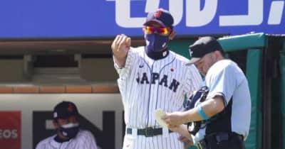侍ジャパン、楽天との強化試合で逆転負け 青柳が痛打、千賀は五輪に不安の2失点