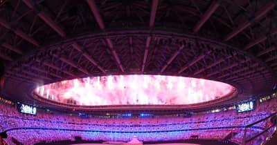 開会式、台湾は五十音「たいわん」の順番で登場「チャイニーズ-」ではなかった