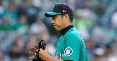 【MLB】菊池雄星、自己最多12奪三振の6回3失点 7勝目お預けもマ軍は連敗を2でストップ