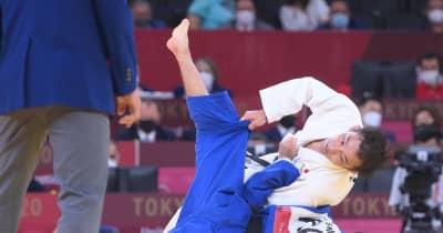 高藤直寿が決勝進出!11分超の激闘を制す 女子の渡名喜に続いてメダル確定