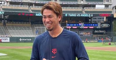 【MLB】前田健太「一緒にやりたかった思いある」 田中将&坂本ら侍J同級生へエール