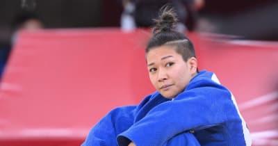 渡名喜風南は悔し涙の銀メダル 48キロ級で田村亮子以来の快挙ならず