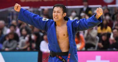 髙藤直寿 日本勢金メダル第1号!「支えてもらった結果。これが僕の柔道です」【五輪柔道】