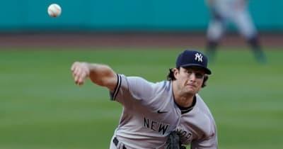"""【MLB】剛腕コールが投じた""""究極の1球"""" 163kmアウトローは「ビデオゲームに出てくる球」"""