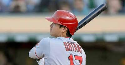 【MLB】大谷翔平が4試合ぶりマルチ 休養明けで183キロ二塁打&先制生還、右越え二塁打