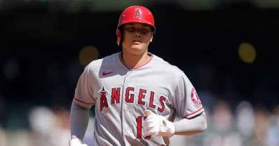 【MLB】大谷翔平、ダメ押し機の申告敬遠に敵地ブーイング 6回に勝ち越し35号ソロで復調