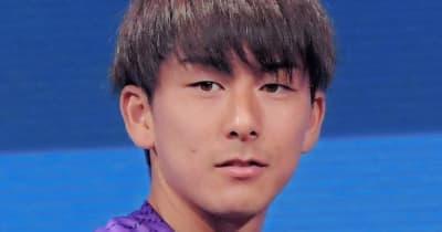 C大阪期限付き移籍中の松本が広島復帰へ 日本代表MF川辺駿の欧州移籍も影響