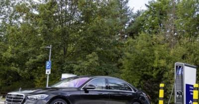 メルセデスベンツ Sクラス 新型にPHV、EVモードは113kmと2倍以上に…今秋欧州発売へ