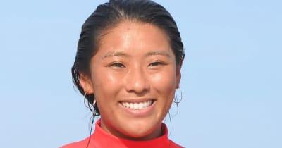 サーフィン・前田マヒナが涙 世界6位の米国選手に敗れ3回戦敗退