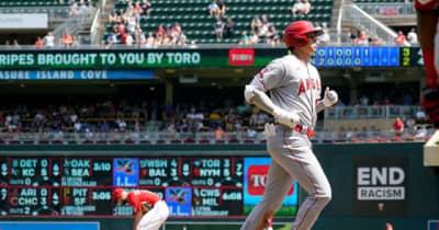 【MLB】「もう対戦しなくて済むことにホッとしてる」大谷翔平、35号に敵将も脱帽