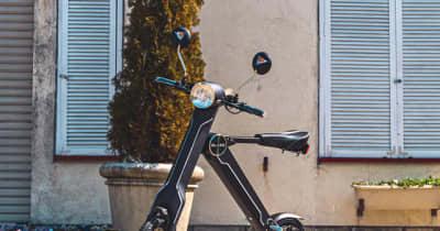 ジェームス、ブレイズ電動バイクの取扱開始…折りたたみと立ち乗りの2タイプ