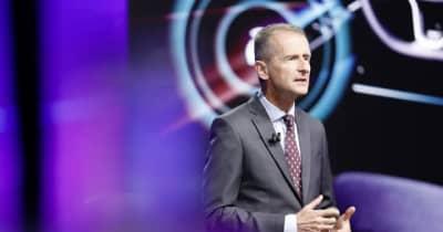 VWグループ、2025年の営業利益率目標を上方修正…8~9%に
