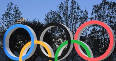 日本選手団の関係者に陽性者 陸上の選手団員以外の人物 濃厚接触者は3人