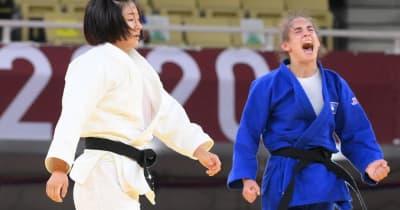 芳田司は準決勝でジャコバに敗れる 過去4戦4勝の相手にまさか 3位決定戦へ