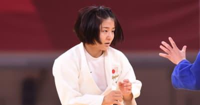 芳田司 準決勝で敗れる 3位決定戦へ【五輪柔道】