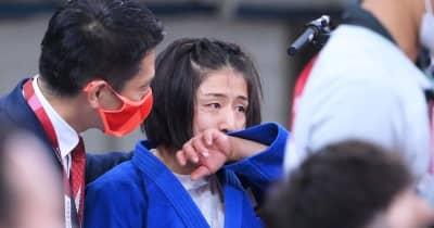 芳田司は笑顔なき銅メダル「金メダルを目指していたので悔しい」と涙