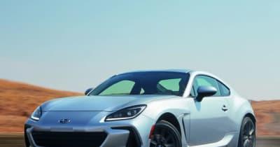 スバル BRZ 新型、2.4リットルボクサー4は最大出力228馬力…今秋米国発売へ
