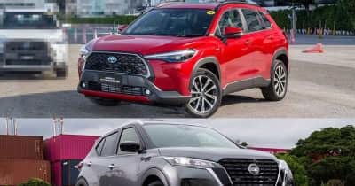 【人気コンパクトSUV内外装比較】新型カローラクロスと日産 キックス、意外と競合する2台の価格