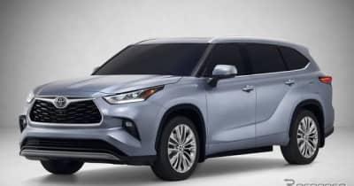 トヨタの世界販売、コロナ禍前を上回り初の500万台 2021年上半期