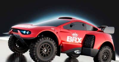 """BRX、プロドライブ・ハンターを再設計。""""T1+""""として2022年ダカールラリーに投入"""