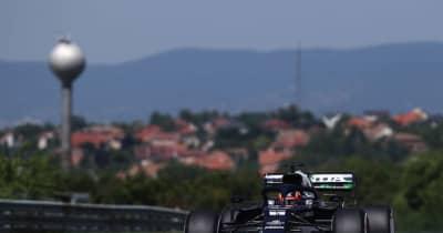 【タイム結果】F1第11戦ハンガリーGPフリー走行1回目