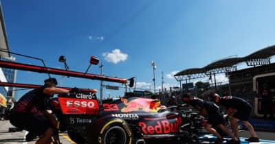 ホンダ田辺TD「フェルスタッペンのPUはクラッシュの影響なく正常に機能」/F1第11戦金曜