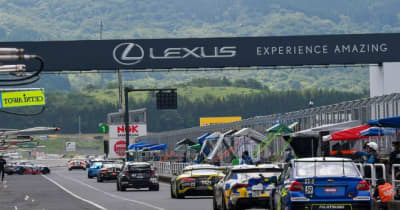 【順位結果】スーパー耐久シリーズ2021第4戦オートポリス