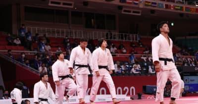 柔道混合団体 日本銀メダル!フランスが初代王者に【五輪柔道】
