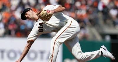 """【MLB】""""浮き上がる変化球""""が「とんでもない角度から…」 ど真ん中でも打てない魔球の衝撃"""