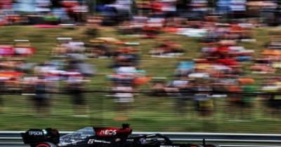 ハミルトンが首位、フェルスタッペンが2番手に続く【タイム結果】F1第11戦ハンガリーGPフリー走行3回目