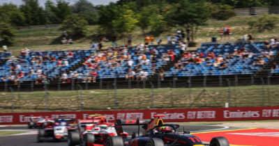 レッドブル・ジュニアの岩佐歩夢、待望の初表彰台となる2位。優勝はコロンボ【FIA-F3第4戦ハンガリー レース1】