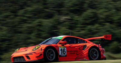 【スーパー耐久 第4戦】PC Okazaki 911 GT3Rがポールポジションを獲得、水素カローラも参戦