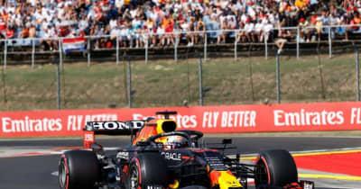 レッドブル・ホンダ密着:「ポールを獲得する速さそのものがなかった」Q3ではグリップが低下、不安定なバランスに苦戦