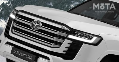 新型ランドクルーザー300の最上級グレードZXの内装に注目! 後席モニターやUSBポートなど快適性爆上がりだった