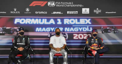 F1第11戦ハンガリーGP予選トップ10ドライバーコメント(2)