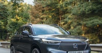 ホンダ HR-V 新型、ハイブリッドのみに…2021年内に欧州発売へ