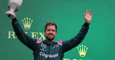 2位フィニッシュのベッテルが技術規則違反で失格。ハミルトン以下の順位が繰り上がり/F1第11戦