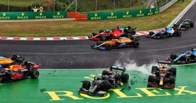 クラッシュ引き起こしたボッタスとストロール、F1ベルギーGPで5グリッド降格へ