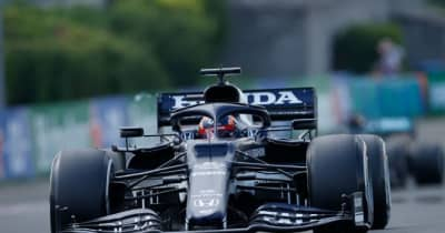 【角田裕毅F1第11戦密着】リヤが安定しないマシンに悩まされるも今季2度目のW入賞「バランスは夏休み中に見直す」